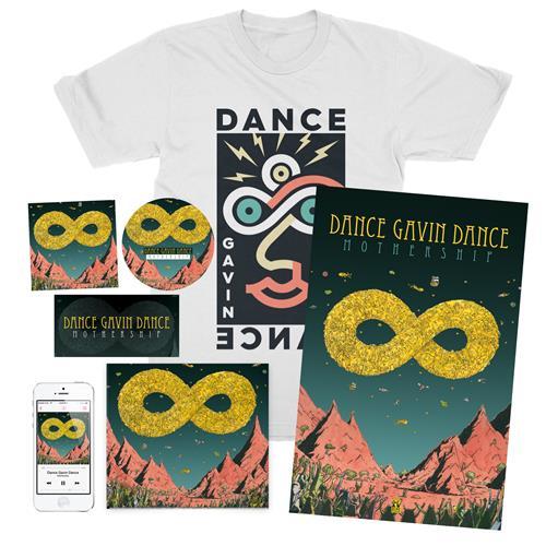 dance gavin dance mothership full album