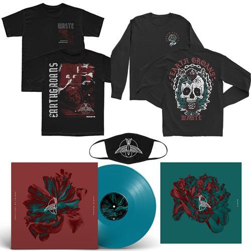Prettiest Of Things/Waste Waste Blue LP Mega
