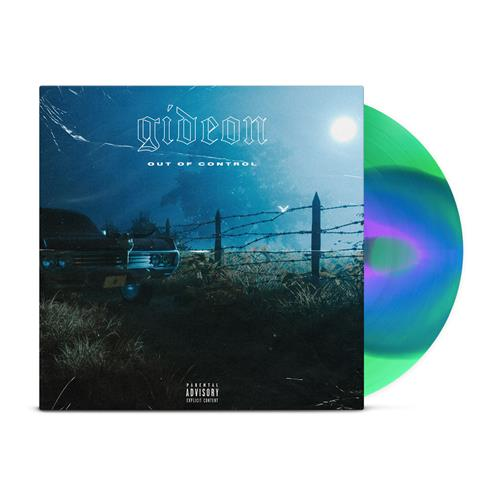 Out Of Control Variant 2 LP + DD