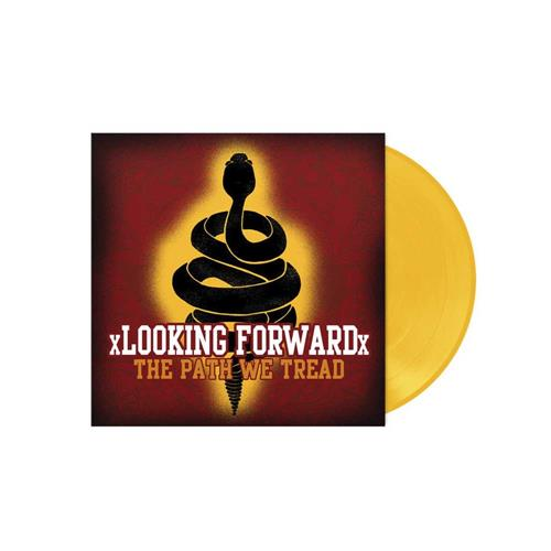 The Path We Tread Transparent Gold LTD Vinyl LPsale