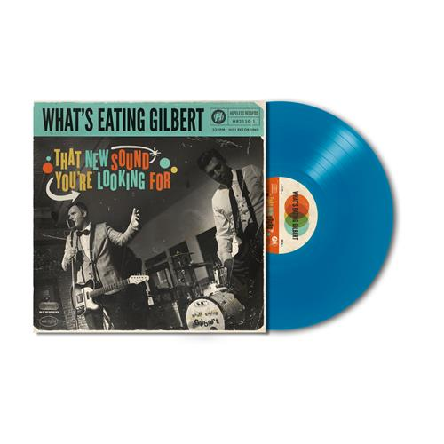 That New Sound You're Looking For Opaque Blue Vinyl LP