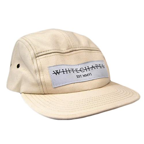 Strike Through Tan 5 Panel
