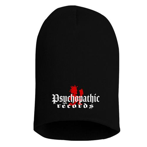 Gothic Logo With Hatchet Man Black