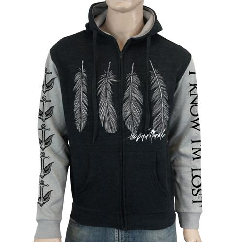 Feathers Two-Tone Heather
