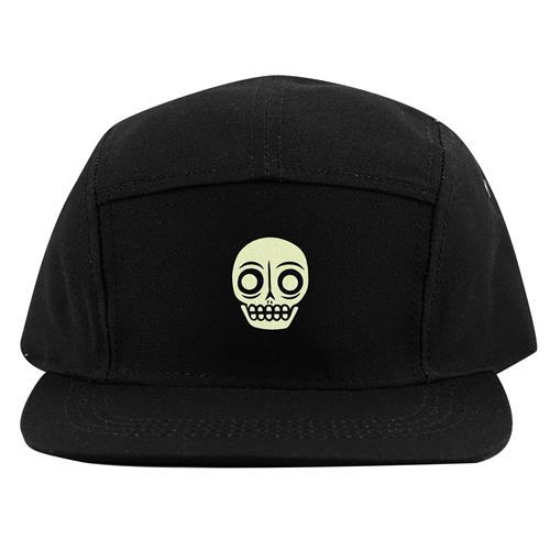 Skull Black Hat
