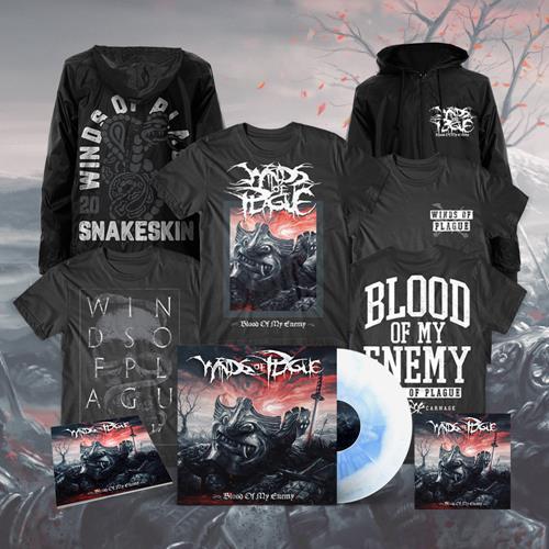 Blood Of My Enemy Mega