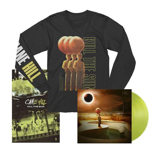 Kill The Sun LP + Long Sleeve