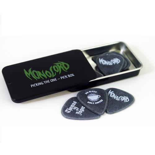 Logo Black Pick Box