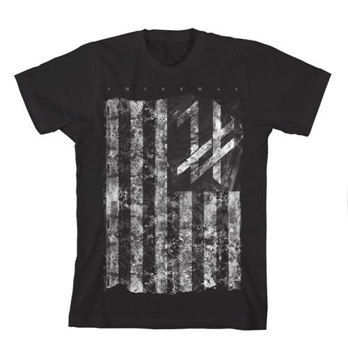 Flag Logo Black T-Shirt