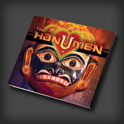 The Hanumen - Digipak CD