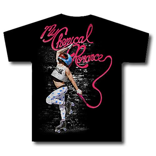 df146579036f Roller Skater Black : SFAC : Shirts For A Cure