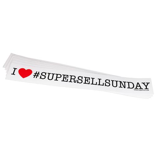 Super Sell Sunday