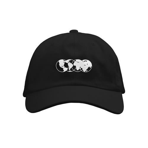 Globe Black Dad Hat