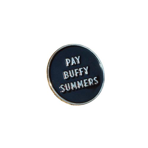 Pay Buffy Summers Enamel