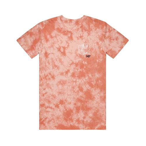 *Limited* Rose Peach Tie Dye
