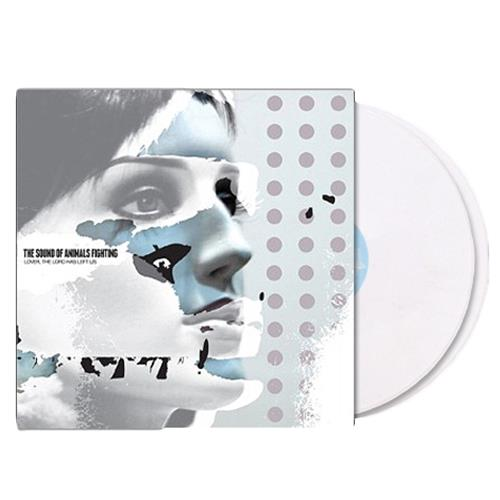 Lover, The Lord Has Left Us White Double LP