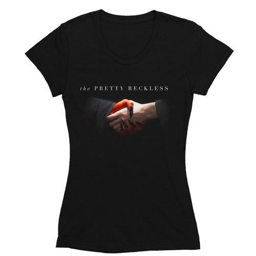 Hands Black Women's T-Shirt