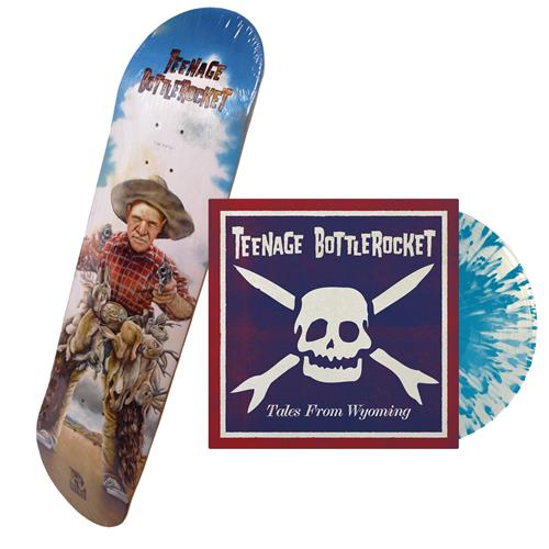 Skate Deck/Tales From Wyoming Vinyl
