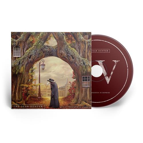 Act IV: Rebirth In Reprise CD