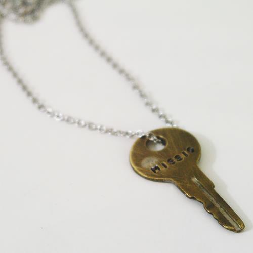 Missio Key Necklace