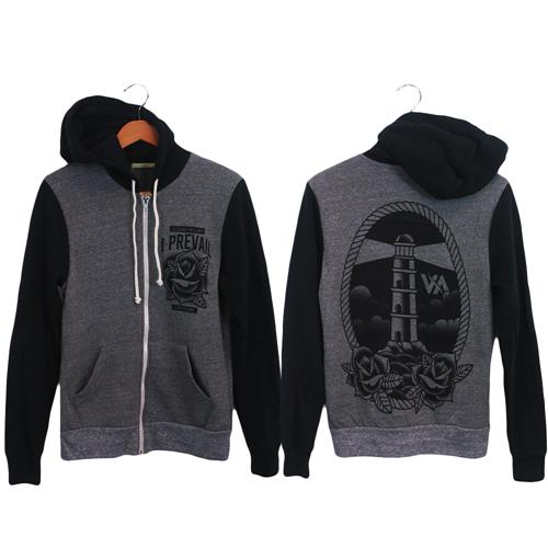 Lighthouse Zip Up