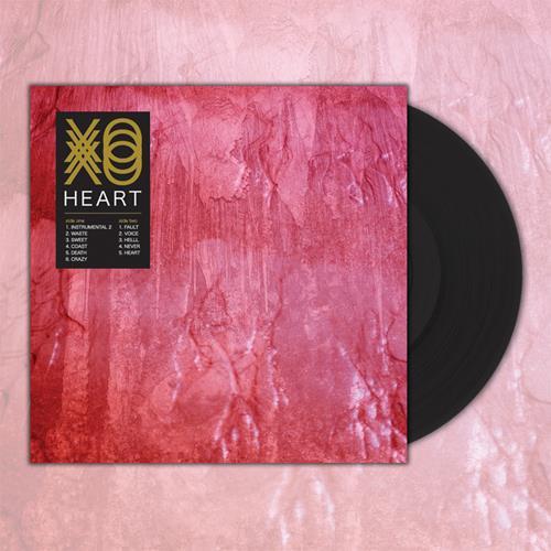 Heart Black LP