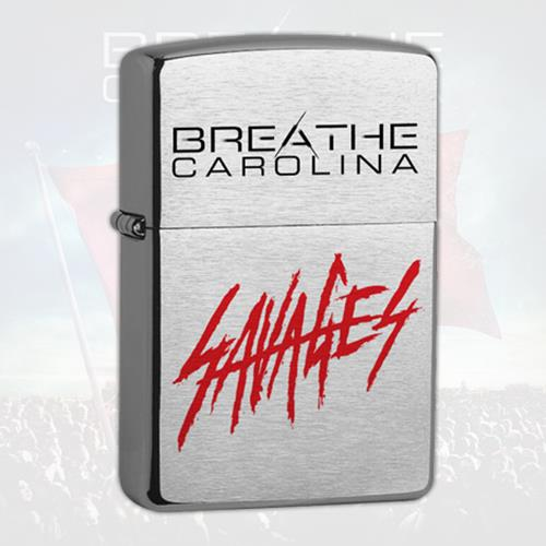 Breathe Carolina savages lighter