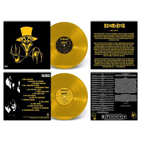 Ringmaster Gold Vinyl 2LP