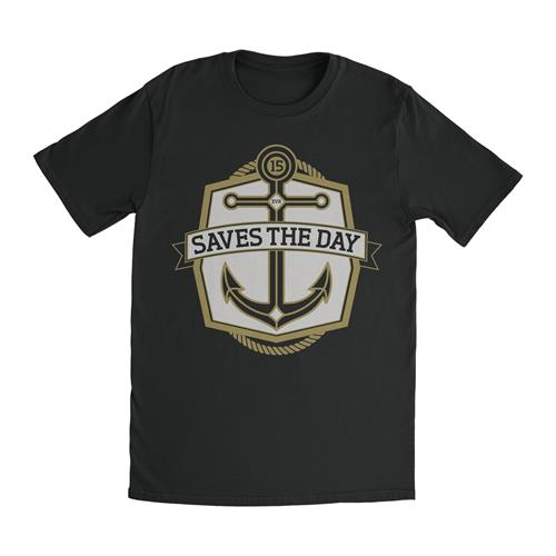 Anchor Black T-Shirt
