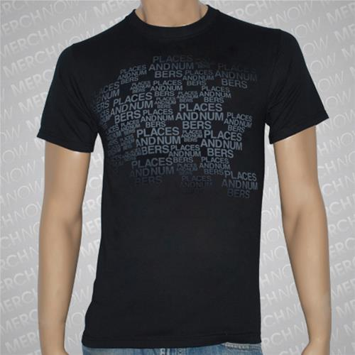 Cluster Logos Gray On Black