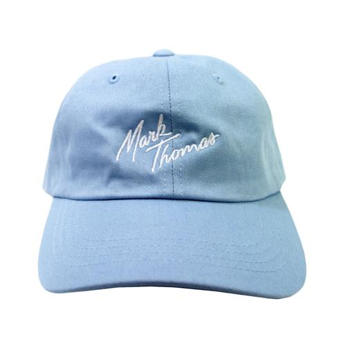Logo Light Blue Hat