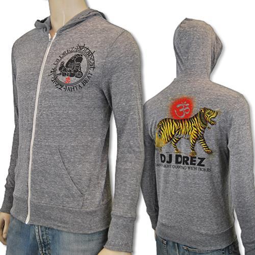Mantralogy DJ Drez Eco Grey