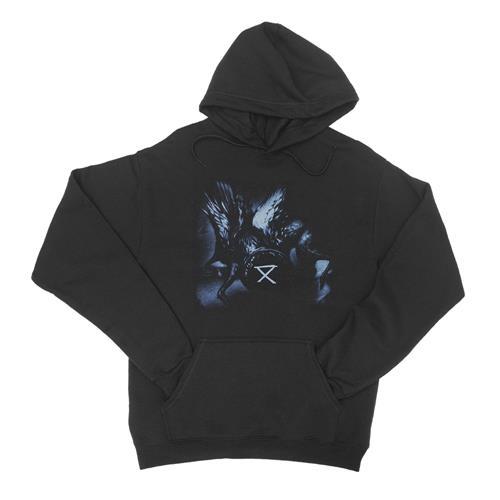 Beast Black Hooded