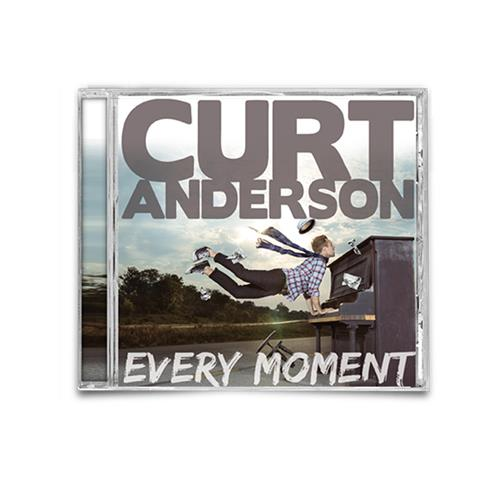 Curt Anderson - Every Moment CD