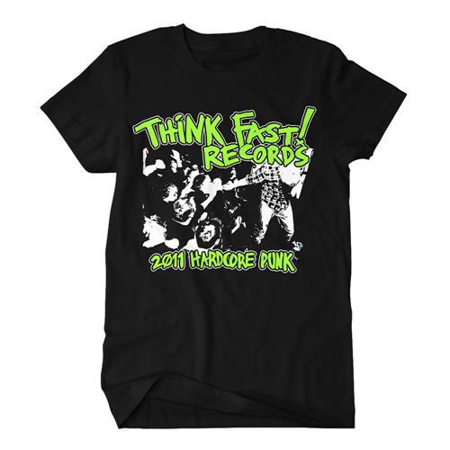 2011 Hardcore Punk Black