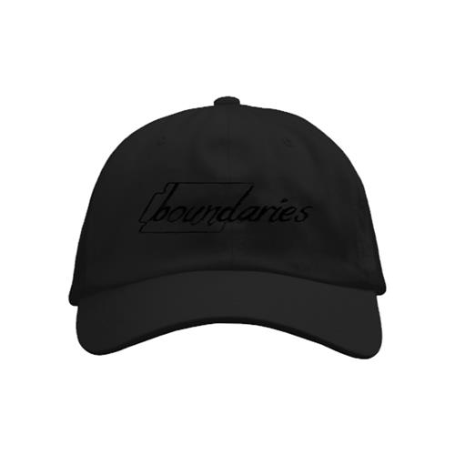 Band Logo Black Dad Hat