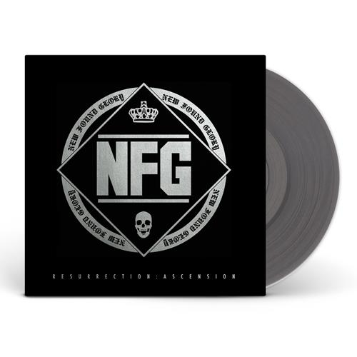 Resurrection: Ascension Opaque Silver Vinyl 2Xlp