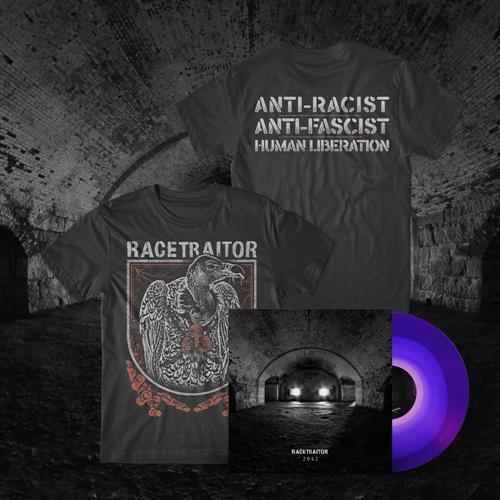 2042 - Anti-Fascist T-Shirt + LP
