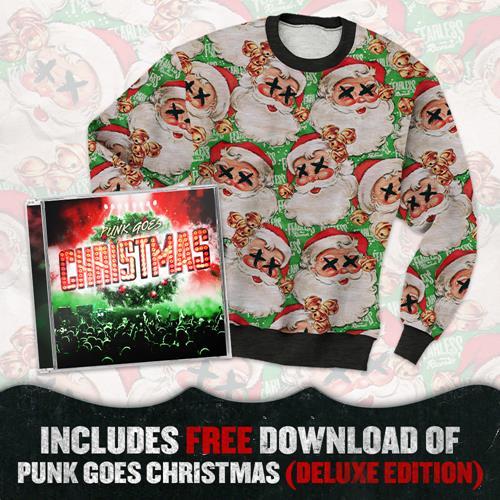 Punk Goes Christmas Bundle 02