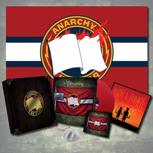 Anarchy, My Dear Deluxe Boxset