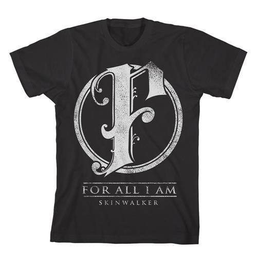F Logo Black