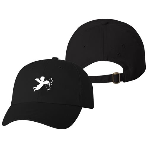 Cupid Black Dad Hat