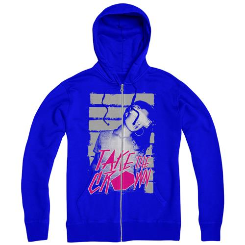 80'S Girl Royal Blue *Sale! Final Print!*
