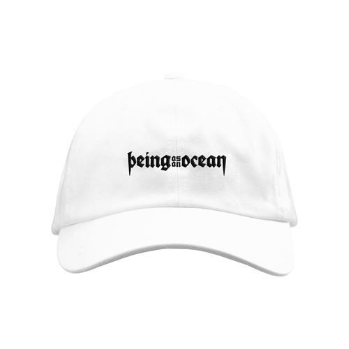 Logo White Dad Hat