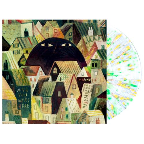I'm Afraid of Everything Various LP Bundle