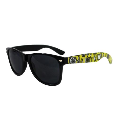 Makes Me Sick  Sunglasses