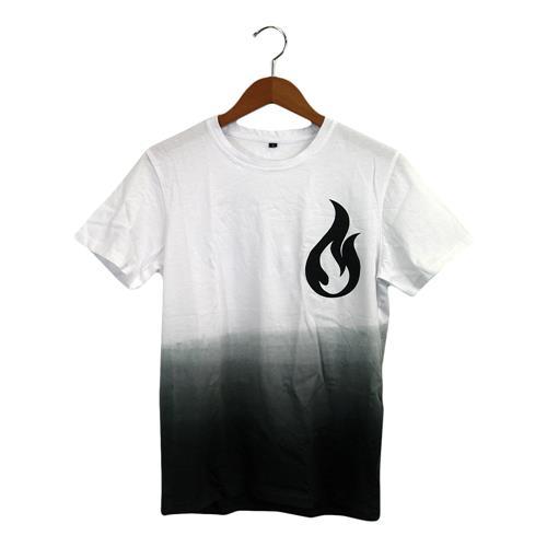 Flame Dip Tie Dye