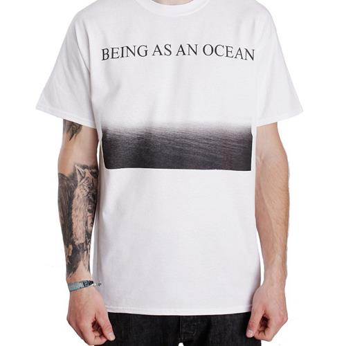 Seascape White T-Shirt *Clearance*