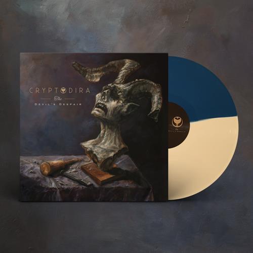 The Devil's Despair Half Bone/Half Aqua