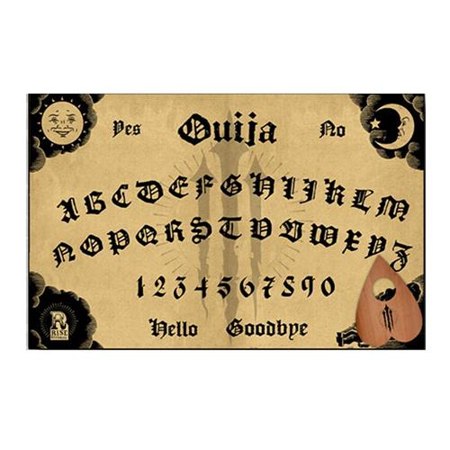 Nightmares Ouija Board+Planchette